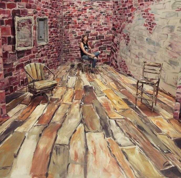 Alexa Meade - TripArt - Graines de Pissenlit
